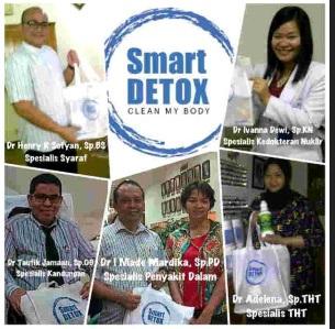 Dokter pengguna Smart Detox