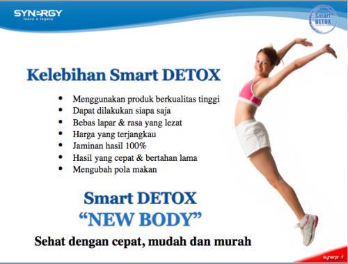 Kelebihan Smart Detox